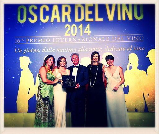 """Premio """"Bibenda 2014"""" ad Angelo Maci"""
