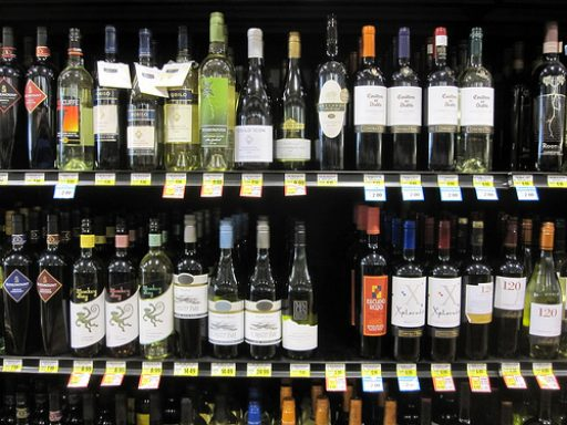 Italian still wines, the sales by price point
