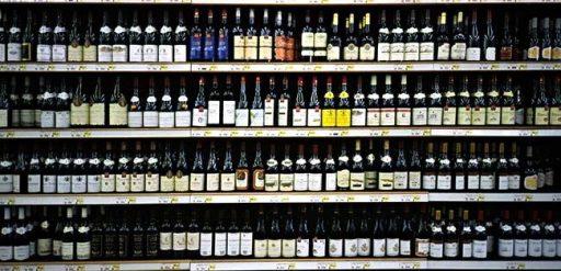 Export italiano di vino per fasce di prezzo