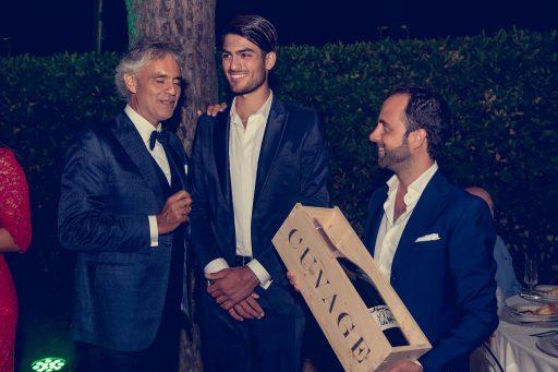 Cuvage per Haiti con Andrea Bocelli Foundation