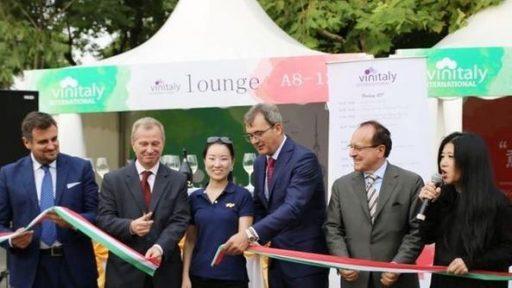 Vinitaly International, successo in Cina