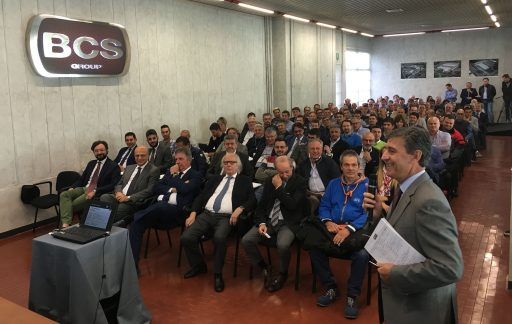 Dealer meeting BCS, uno sguardo al futuro