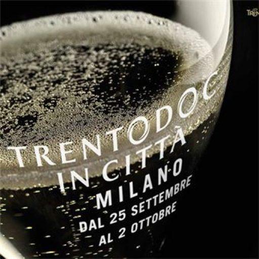 """Torna """"Trentodoc in Città Milano"""""""