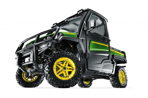 John Deere: arrivano i nuovi veicoli utilitari Gator Serie XUV e HPX