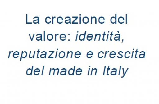Vino italiano.  Quando il valore della marca conta