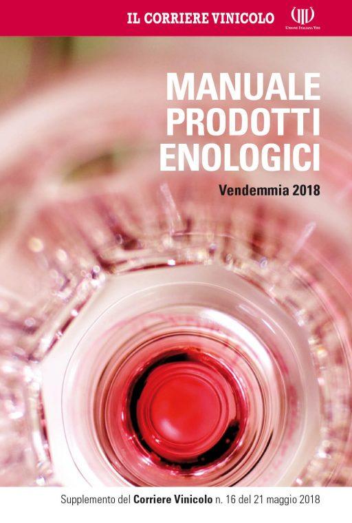 Manuale Prodotti Enologici – Vendemmia 2018